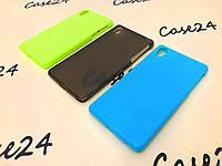 Чехол накладка бампер для Sony Xperia Z2 D6502 (3 цвета)