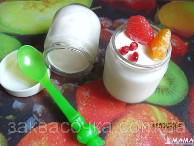 Полезные,домашние йогурты,кефиры,ряженка и другие кисло-молочные продукты.
