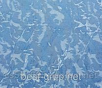 MSV-042 Голубая (0,475 х 1,70 м) Venecia (Венеция) -тканевые ролеты Oasis Оазис