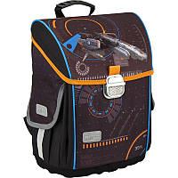 Рюкзак Kite K16-503S-3 503 Saceship школьный каркасный детский для мальчиков 36см х 27см х 16см
