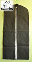 Чехол для одежды 140х60 см на молнии 004
