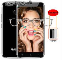 Мобильный телефон Oukitel U22 3G 5.5 дюймов HD MTK6580A QuadCore Android7.0 2GB RAM 16GB ROM отпечатко пальцев, фото 1