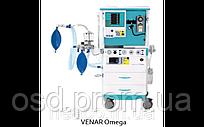 Наркозно-дыхательный аппарат VENAR OMEGA Screen, Chirana