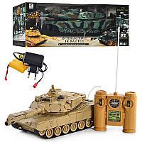 Игрушка танк на радиоуправлении 99803-4