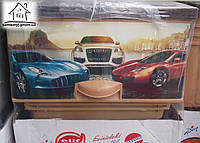 Комод пластиковый Elif Plastik (Элиф) Машины