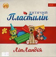"Пластилин ""Тетрада"" 12 цв. 240 г."