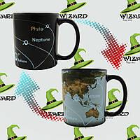 Чашка - хамелеон Solar System