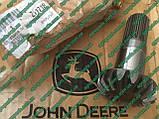 Вал Z61337  редуктора зернового шнека Z59073 зч John Deere SHAFT Z60724, фото 3