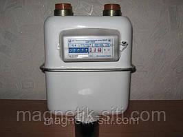 Счётчик газа + неодимовый магнит