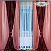 Готовый комплект штор для гостинной, фото 3