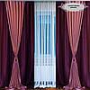 Готовый комплект штор для гостинной, фото 4