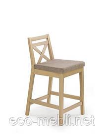 Барний стілець Borys LOW dąb sonoma