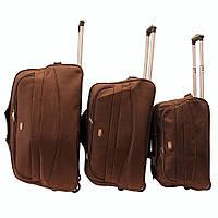Большая повседневная сумка дорожная 3-ка BD530283