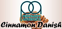 Ароматизатор Булочка с Корицей (Cinnamon Danish) ТРА