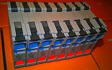 285-150 Клемма WAGО/ВАГО 2-проводная проходная 50 мм2, 150А, серая