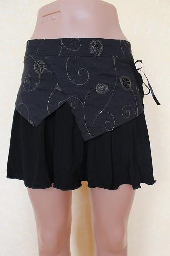Молодежная короткая юбка 42-48 р