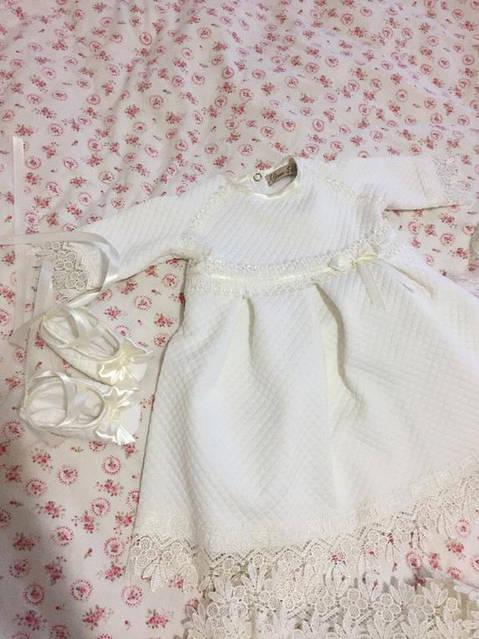 Платье и пинеточки -1