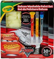 Набор для рисования красками Тачки-3 (31 предмет), Crayola (54-0159)