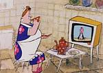 Позитивное и негативное влияние телевидения на молодежь