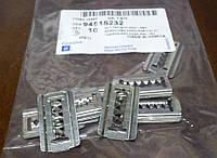 Клипса металическа (лезвие) переднего бампера Ланос, Сенс, Авео, Леганза