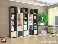 """Комплект мебели, Система """"Домино""""№1,№7 от """"VIP-master"""" в гостиную"""