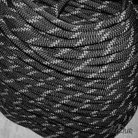 Веревка статическая Spas Кани 10 мм Евро цветная (44 класс)