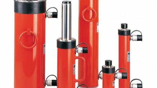 Основные нюансы выбора гидравлических цилиндров