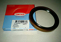 Сальник коленвала задний Ваз 2101-2107 (70х90х10) Corteco  большой