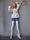 Авторская шарнирная кукла Эмма, МСД. Полиуретан, фото 5