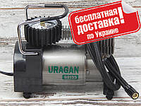 Автокомпрессор с автостопом URAGAN 90135
