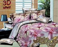 Семейный комплект постельного белья Sveline Tekstil R477 (ранфорс)