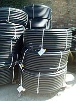 Труба полиэтиленовая водопроводная Ø40 мм х 2,4 мм (10 атм.)