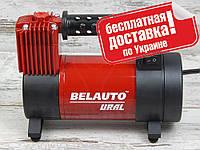 Автокомпрессор БЕЛАВТО БК41 Урал (LED фонарь)