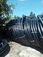 Труба полиэтиленовая водопроводная Ø110 мм х 6,6 мм (10 атм.)