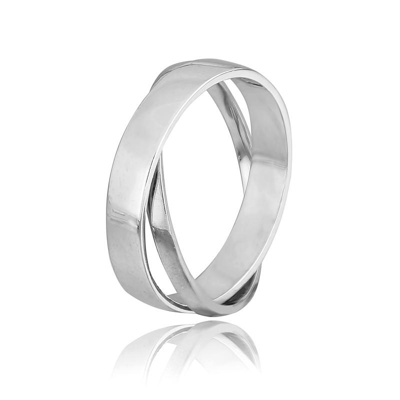 """Серебряное кольцо копия модели """"Cartier"""""""