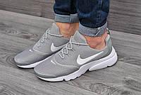 Кроссовки Nike Air Presto  Fly серые