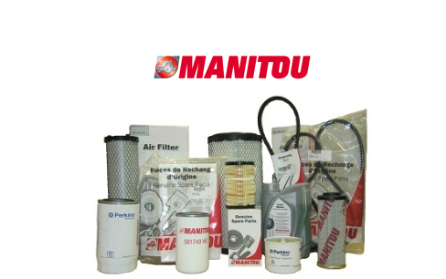673484 Фильтр топливный Маниту Manitou