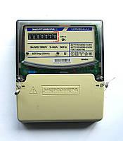 Счётчик трехфазный однотарифный Энергомера ЦЭ 6804-U/1 220В 5-60А 3ф. 4пр. МР32