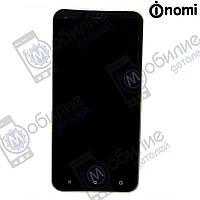 Дисплей (модуль экран + тачскрин) Nomi i5530 Space X Gold