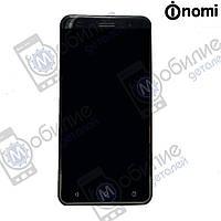 Дисплей (модуль экран + тачскрин) Nomi i5530 Space X Black