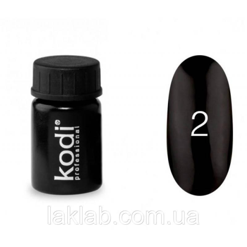 Гель-краска Kodi PROFESSIONAL №02,4мл