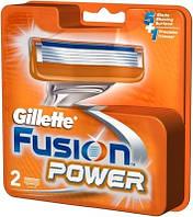 Gillette Fusion Power ,Картриджи (2 шт)
