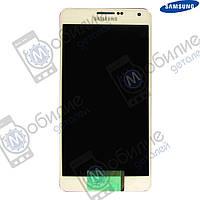 Дисплей Samsung A7 2015 (модуль экран + тачскрин) A700 White