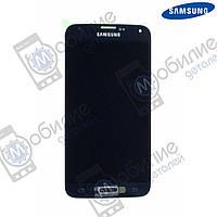 Дисплей (модуль экран + тачскрин) Samsung G900 Galaxy S5 2014 Black