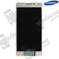 Дисплей Samsung A5 2015 (модуль экран + тачскрин) A500 Silver