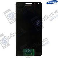 Дисплей Samsung A5 2015 (модуль экран + тачскрин) A500 Black