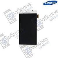 Дисплей (модуль экран + тачскрин) Samsung G920 Galaxy S6 2015 White