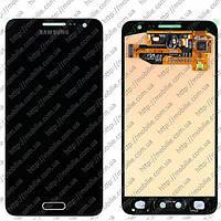 Дисплей Samsung A3 2015 (модуль экран + тачскрин) A300 Black, GH97-16747B