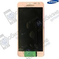 Дисплей Samsung A3 2015 (модуль экран + тачскрин) A300 Pink