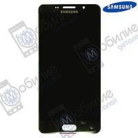 Дисплей Samsung A5 2016 (модуль экран + тачскрин) A510 Black